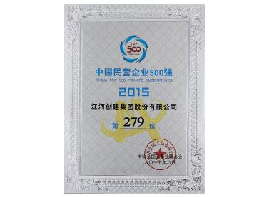 China Top 500 Private Enterprises