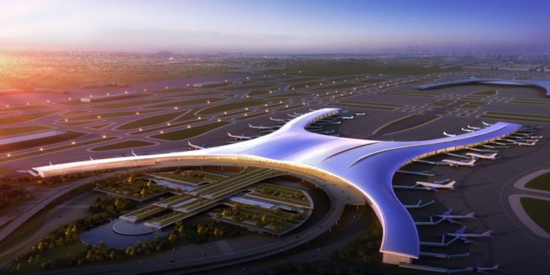 亚洲最大的拉索幕墙系统——重庆江北国际机场T3A航站楼通过验收并投入使用