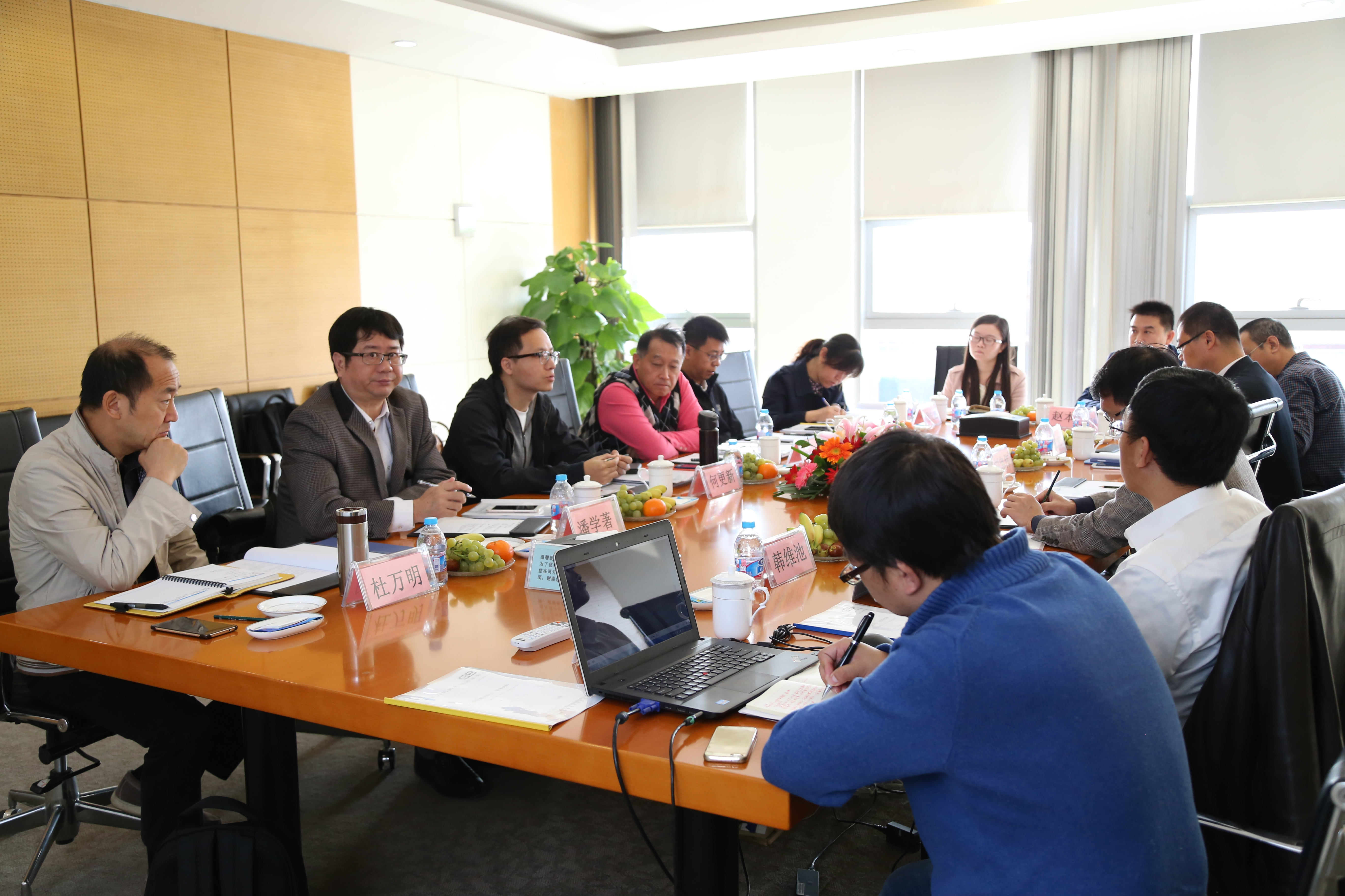 Jangho Curtain Wall Participates in Compilation of the Evaluation Criteria for Green Building Materials and Successfully Holds the Launching Meeting