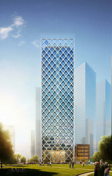 Brilliant Again! Jangho Curtain Wall Wins the Bids for All Three Hundred-million-yuan Projects