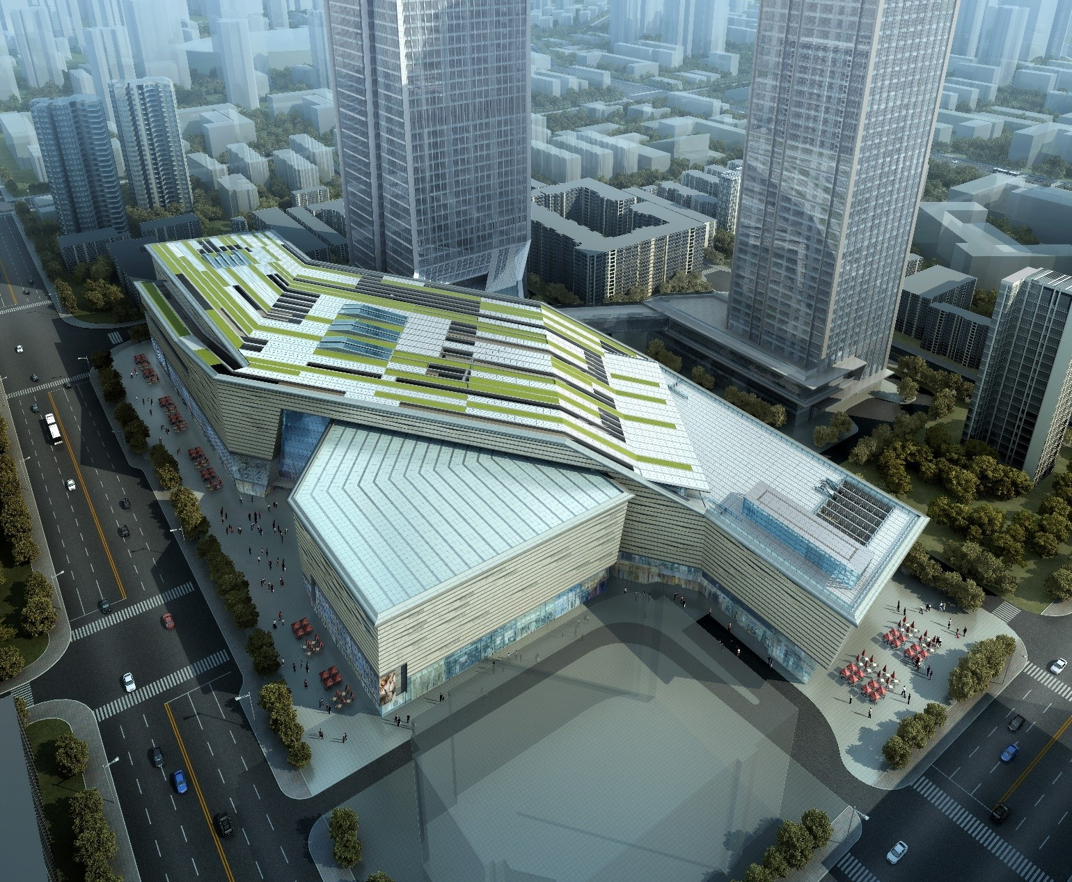 Performance Mockup Unit (PMU) of Kunming Hang Lung Plaza Project Passes the Tests by both Chinese and American Standard Methods