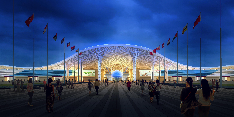 广州江河幕墙中标深圳国际会展中心(一期)幕墙工程四标段