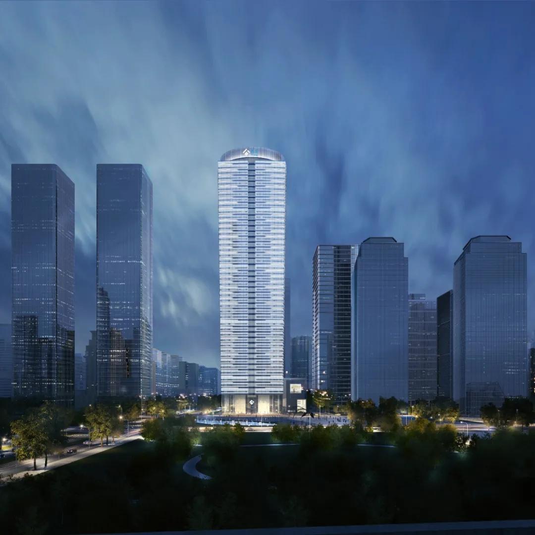 全球最高!泰康大厦17米大玻璃成功安装 江河幕墙将不可能变可能
