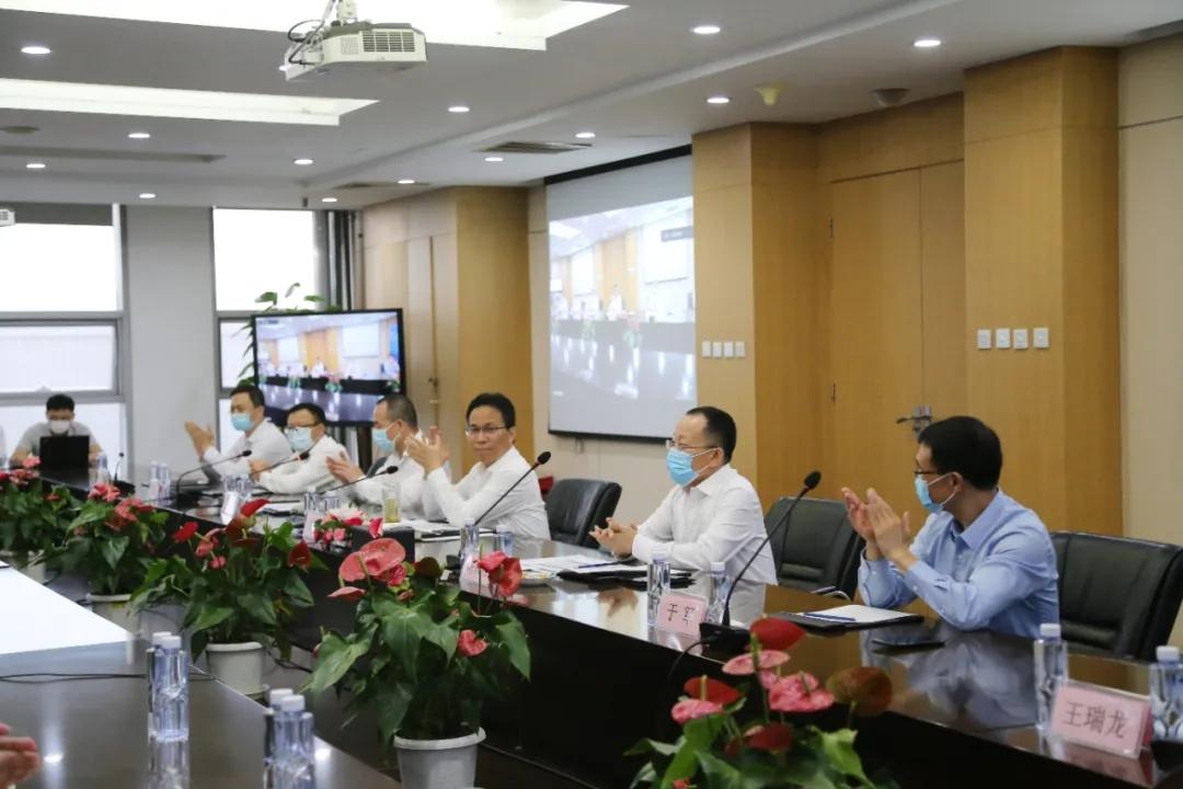 加油!江河后浪——江河集团举办2020校招生始业培训活动