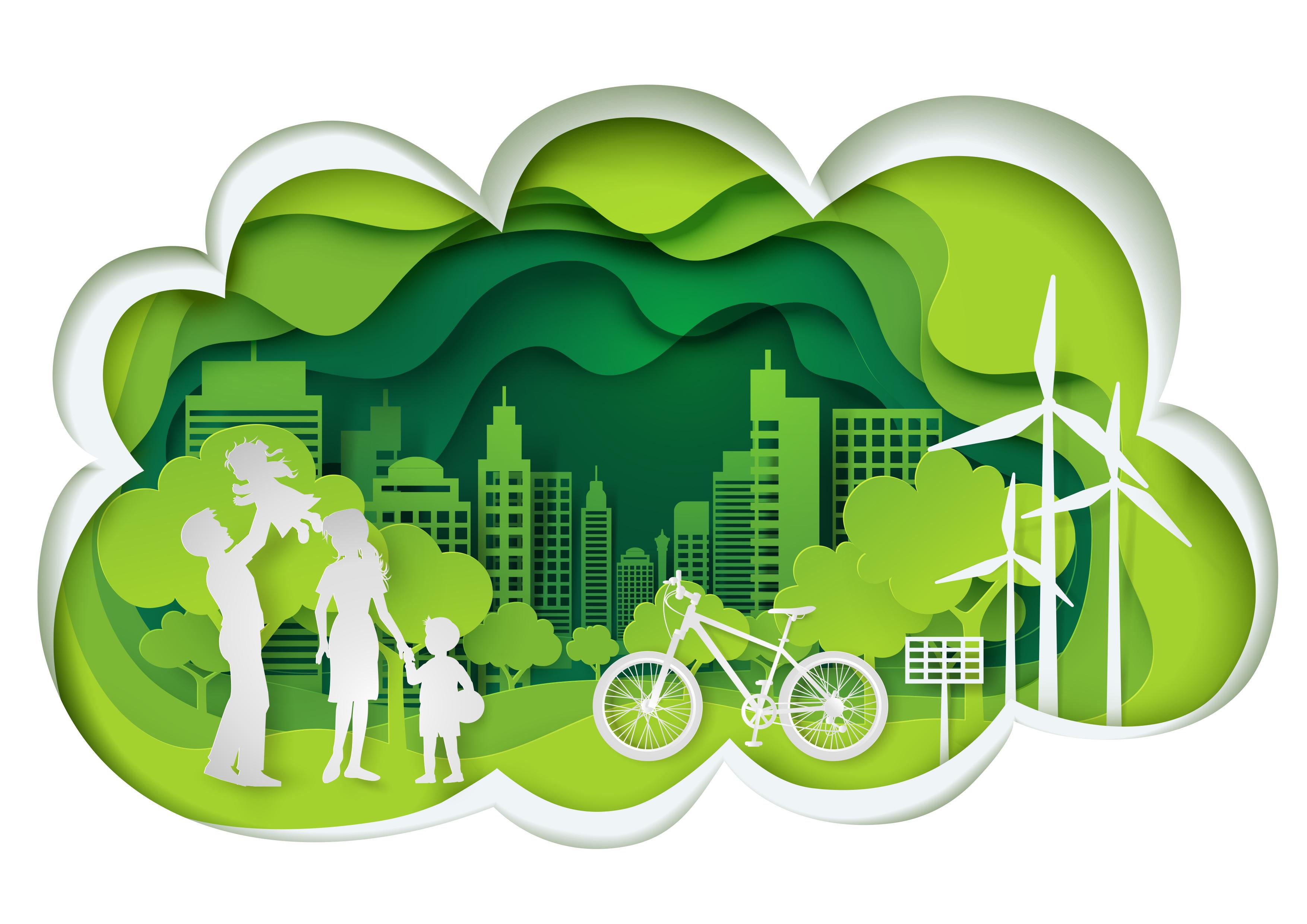 加快绿色建筑发展 为低碳环保赋能